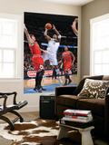 Chicago Bulls v Denver Nuggets: J.R. Smith and Kyle Korver Posters by Garrett Ellwood