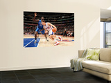 Orlando Magic v Los Angeles Clippers: Blake Griffin and Brandon Bass Prints by Noah Graham
