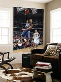 Charlotte Bobcats v New Orleans Hornets: D.J. Augustin Art by Layne Murdoch