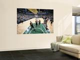 Indiana Pacers v Utah Jazz: Al Jefferson Posters by Melissa Majchrzak
