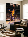 Sacramento Kings v Los Angeles Lakers: Lamar Odom Poster by Andrew Bernstein