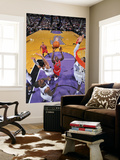 Chicago Bulls v Sacramento Kings: Luol Deng Prints by Rocky Widner