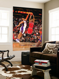 Chicago Bulls v Phoenix Suns: Derrick Rose and Grant Hill Poster by Barry Gossage