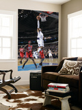 New Jersey Nets v Dallas Mavericks: Shawn Marion and Anthony Morrow Prints by Danny Bollinger