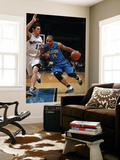 Orlando Magic v Washington Wizards: Jameer Nelson and Kirk Hinrich Posters by Ned Dishman