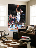 Milwaukee Bucks v Denver Nuggets: Nene Posters by Garrett Ellwood