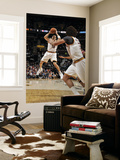 Philadelphia 76ers v Cleveland Cavaliers: Anthony Parker and Anderson Varejao Posters by David Liam Kyle