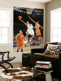Phoenix Suns v Golden State Warriors: Monta Ellis and Josh Childress Prints by Rocky Widner