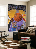 New Orleans Hornets v Sacramento Kings: Marci Belinelli Posters by Rocky Widner