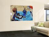 Dallas Mavericks v New Orleans Hornets: Chris Paul and Tyson Chandler Poster by Layne Murdoch