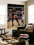 Miami Heat v Dallas Mavericks: Dwyane Wade, Caron Butler and Shawn Marion Prints by Glenn James