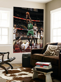 Boston Celtics v Cleveland Cavaliers: Marquis Daniels and Daniel Gibson Prints by David Liam Kyle