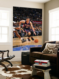 Atlanta Hawks v Orlando Magic: Mike Bibby Print by Fernando Medina