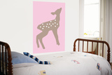 Pink Fawn Posters par  Avalisa