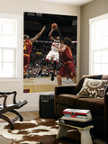 Miami Heat v Cleveland Cavaliers: Dwyane Wade, Antawn Jamison and Anderson Varejao Posters by David Liam Kyle