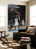 San Antonio Spurs v New Orleans Hornets: Tim Duncan Posters by Layne Murdoch