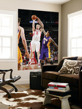 Los Angeles Lakers v Houston Rockets: Matt Barnes Print by Bill Baptist
