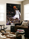 New Jersey Nets v Sacramento Kings: Tyreke Evans Print by Don Smith