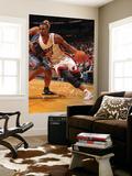 Charlotte Bobcats v Miami Heat: Chris Bosh Print by Victor Baldizon