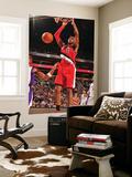 Portland Trail Blazers v Phoenix Suns: LaMarcus Aldridge Prints by Barry Gossage