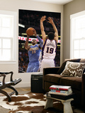Denver Nuggets v Phoenix Suns: Carmelo Anthony and Hedo Turkoglu Prints by Christian Petersen