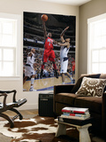 New Jersey Nets v Dallas Mavericks: Terrance Williams and Tyson Chandler Prints by Glenn James
