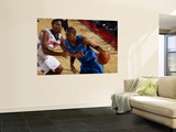 Texas Legends v Idaho Stampede: Reece Gaines and Seth Tarver Prints by Otto Kitsinger