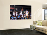 New Orleans Hornets v Sacramento Kings: Carl Landry Prints by Rocky Widner