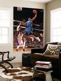 Washington Wizards v Phoenix Suns: Trevor Booker Print by Barry Gossage