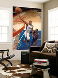 New York Knicks v Los Angeles Clippers: Eric Gordon and Amar'e Stoudemire Prints by Noah Graham