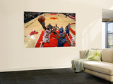 Orlando Magic v Chicago Bulls: Ronnie Brewer and Rashard Lewis Prints by Gary Dineen