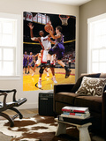 Phoenix Suns v Miami Heat: Goran Dragic and Chris Bosh Posters by Andrew Bernstein