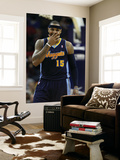 Denver Nuggets v Charlotte Bobcats: Carmelo Anthony Art by  Streeter