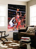 New Jersey Nets v Los Angeles Clippers: Ben Uzoh Poster by Noah Graham