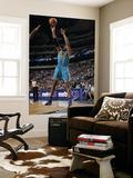 New Orleans Hornets v Dallas Mavericks: David West Art by Glenn James