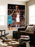 New Orleans Hornets v Los Angeles Clippers: Randy Foye and Chris Paul Print by Noah Graham