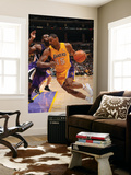 Sacramento Kings v Los Angeles Lakers: Ron Artest and Tyreke Evans Posters by Noah Graham