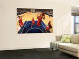 Toronto Raptors v Indiana Pacers: Amir Johnson Art by Ron Hoskins