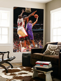 Phoenix Suns v Miami Heat: Josh Childress and Joel Anthony Prints by Victor Baldizon