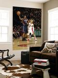 Atlanta Hawks v Toronto Raptors: Joe Johnson and Jerryd Bayless Poster by Ron Turenne
