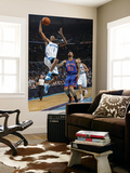 New York Knicks v New Orleans Hornets: Trevor Ariza and Wilson Chandler Posters by Layne Murdoch