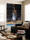 Charlotte Bobcats v New Orleans Hornets: Boris Diaw and David West Prints by Layne Murdoch