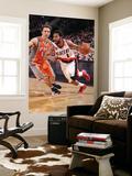 Phoenix Suns v Portland Trail Blazers: Steve Nash and Patrick Mills Prints by Sam Forencich