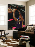 Los Angeles Lakers v Chicago Bulls: Pau Gasol Poster by  Jonathan