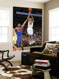New York Knicks v Golden State Warriors: Monta Ellis and Wilson Chandler Posters by Rocky Widner