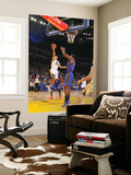 New York Knicks v Golden State Warriors: Stephen Curry and Amare Stoudamire Posters by Rocky Widner