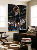 San Antonio Spurs v New Orleans Hornets: Richard Jefferson Art by Layne Murdoch