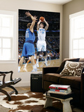 Dallas Mavericks v New Orleans Hornets: Jason Smith and Dirk Nowitzki Prints by Layne Murdoch