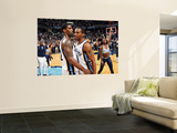 Los Angeles Lakers v Memphis Grizzlies: O.J. Mayo and Mike Conley Posters by Joe Murphy