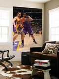 Sacramento Kings v Los Angeles Lakers: DeMarcus Cousins and Pau Gasol Print by Noah Graham